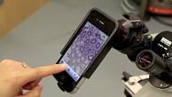 Objektiv-Adapter Magnifi für das iPhone
