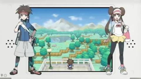 Pokémon Schwarz und Weiß 2 - Trailer (Gameplay)
