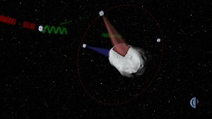 Planetary Ressources plant, Asteroiden auszubeuten
