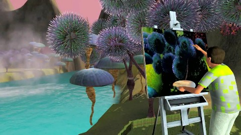Die Sims 3 Lunar Lakes - Trailer (Debut)