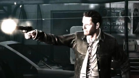 Max Payne 3 - Trailer (Pistole 1911)