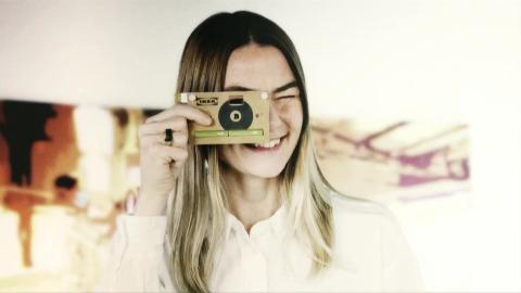 Ikea-Kamera Knäppa - Trailer