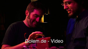The Most Amazing Game Award 2012 - Preisverleihung