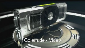 Nvidia GTX 690 - Animation mit allen Features