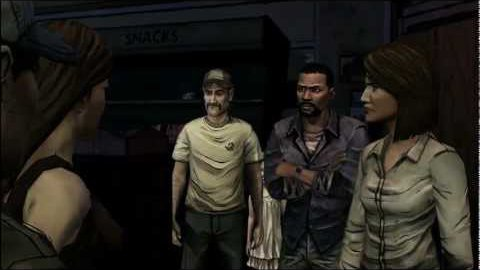 The Walking Dead (Game) - Trailer (Story)