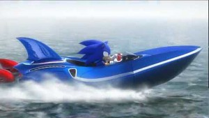 Sonic All-Stars Racing Transformed - Trailer