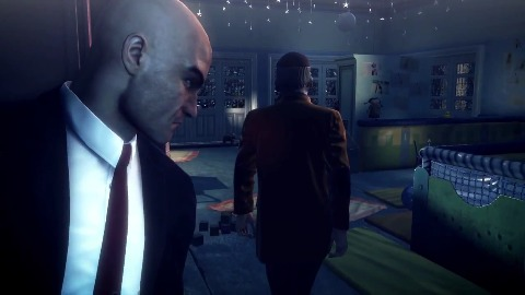 Hitman Absolution - Trailer (Agent 47, Gameplay)