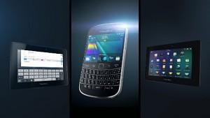 Blackberry Mobile Fusion - Trailer