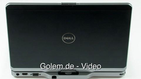 Eindrücke vom Dell Latitude XT3