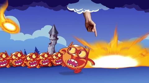 Monster Burner für iOS - Trailer (Launch)