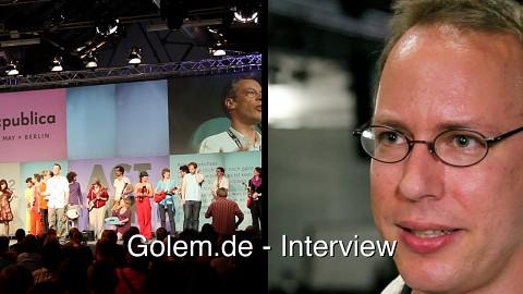 Markus Beckedahls Resümee der Republica 2012