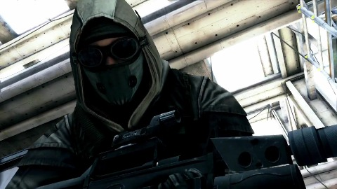 Ghost Recon Future Soldier - Trailer (Bodarks)