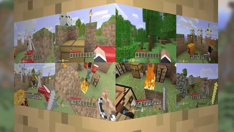 Minecraft Xbox 360 Edition - Trailer (Gameplay)