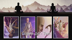 Der Fall John Yesterday - Test
