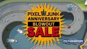 Pixeljunk Anniversary Sale - Trailer