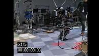 Roboter HRP3L-JSK fällt nicht um