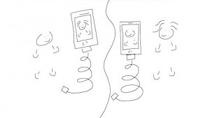 Une Bobine - der Schwanenhals für das iPhone