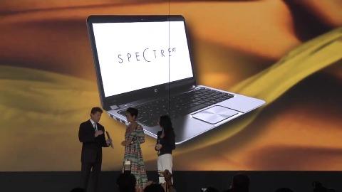 HP Spectre XT Präsentation - Keynote