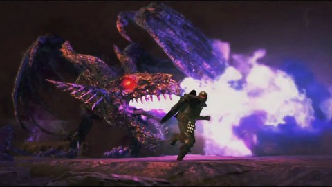 Dragon's Dogma - Trailer (The Ur-Dragon)