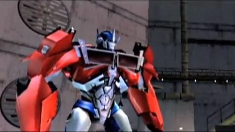 Transformers Prime - Trailer (Gameplay)