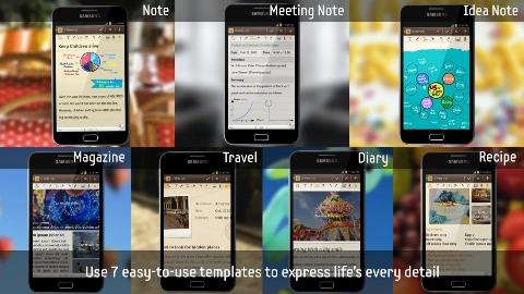 Samsungs Premium Suite für das Galaxy Note