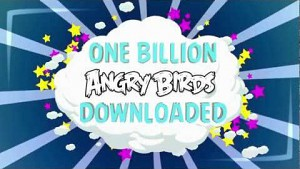 1 Milliarde Mal Angry Birds Download