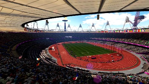 Olympische Spiele 2012 - Trailer (London is ready)