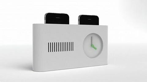 Daymaker-Wecker steckt das iPhone in den Toaster