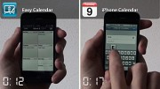 Easy Calendar ist schneller als der iOS-Terminkalender