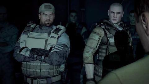 Ghost Recon Future Soldier - Trailer (Launch)