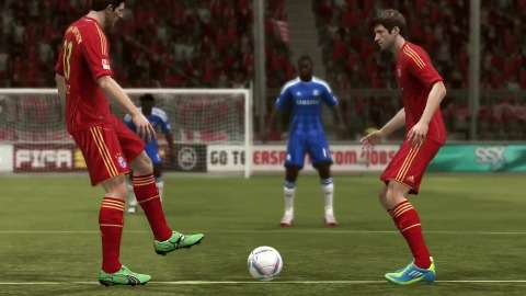 Fifa 12 - Champions-League-Finale (Bayern vs. Chelsea)