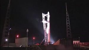 Nasa erklärt Startabbruch für SpaceX