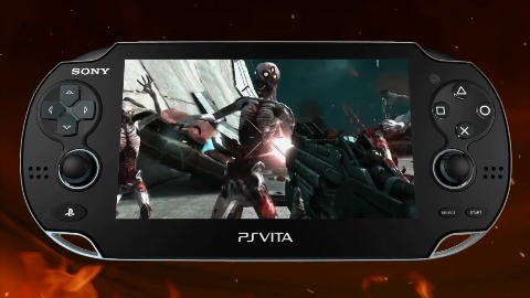 Resistance Burning Skies für Vita - Trailer (Functionality)