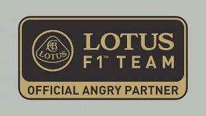 Lotus F1 und Angry Birds