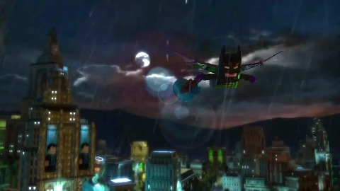 Lego Batman 2 DC Super Heroes - Trailer (Open World)