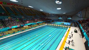 Olympische Spiele London 2012 - Trailer (Aquatic)