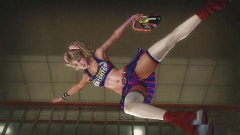 Lollipop Chainsaw - Trailer