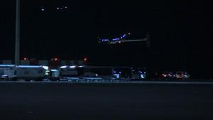 Solar Impulse landet in Madrid