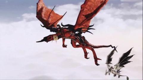 Crimson Dragon für Kinect - Trailer (Gameplay)