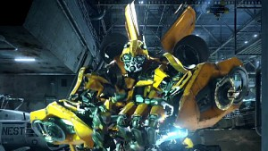 Universal und ILM über Transformers The Ride 3D