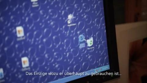 Internet Explorer 9 - Werbespot (Hassliebe)