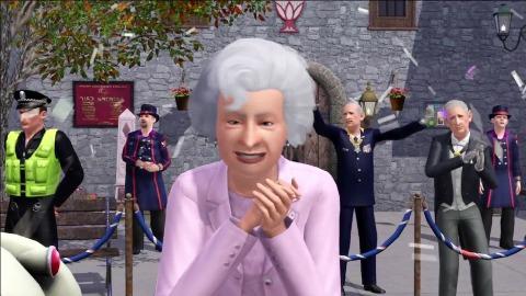 Die Sims 3 - Trailer (Queen-Jubiläum)