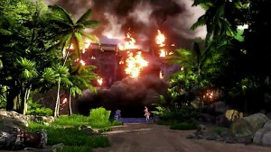 Far Cry 3 - Gameplaydemos (Hotel Escape, Ransom)