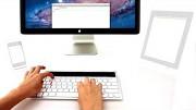 Logitech stellt kabelloses Solar-Keyboard vor