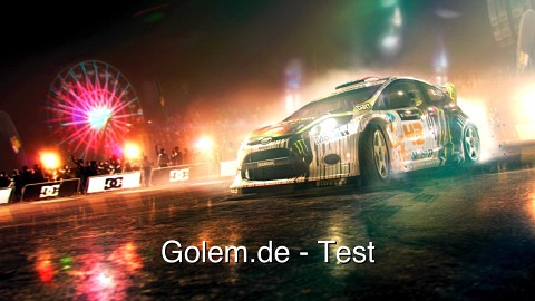 Dirt Showdown - Test
