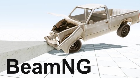 BeamNG-Physikengine in Cryengine 3