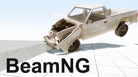 BeamNG-Physikengine in Cryengine 3