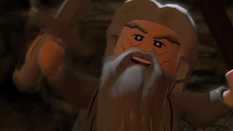 Lego Der Herr der Ringe - Trailer (Debut)
