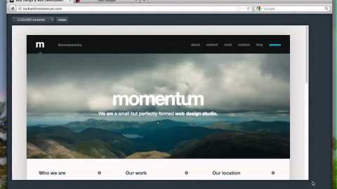 Paul Rouget zeigt Response Mode für Firefox