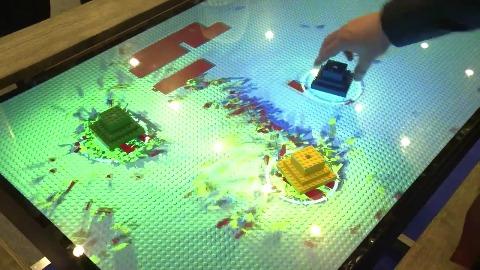 Lego-Steine-App mit Intels Intelligent Systems